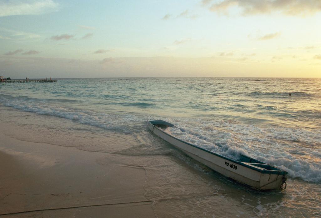 Day 125: Rough Seas