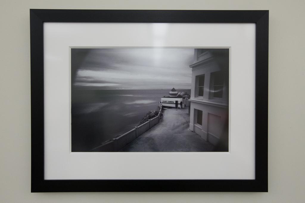"Obscura Framed 8""x12"" Silver Halide Print $250"