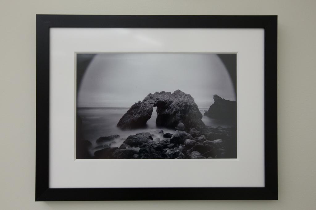 """Eterne Framed 8""""x12"""" Silver Halide Print $250"""